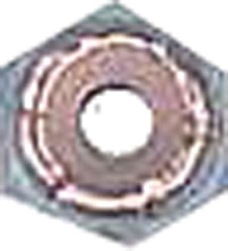 8-32 NYLOCK HEX NUT (20/BAG)