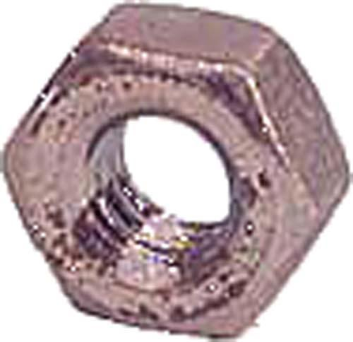 HEX NUT 1/4-28 CO (BAG 20)