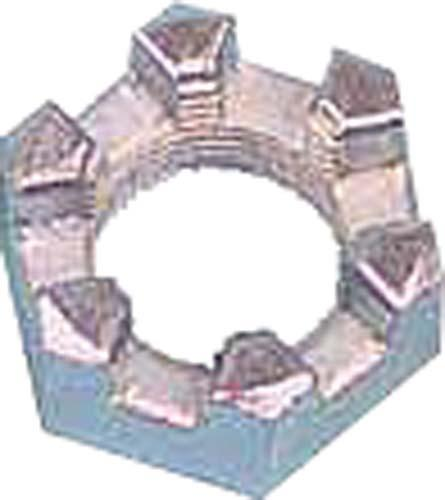 SLOTTED NUT 5/8-18 CO (BAG 20)