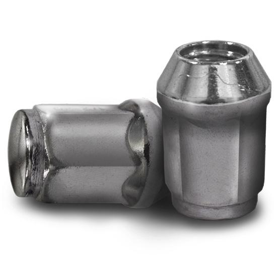 Madjax Chrome Lug Nut (1/2