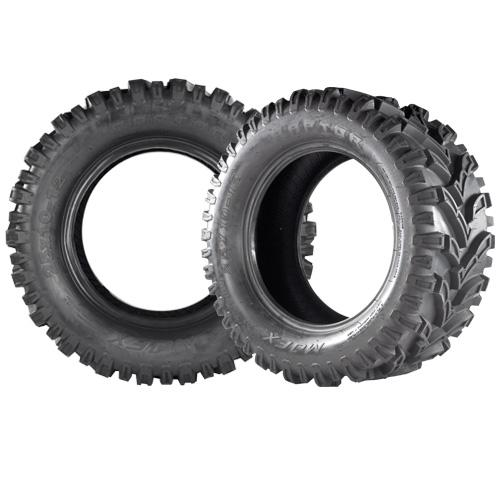 25x10-12 MJFX Raptor Mud Tire