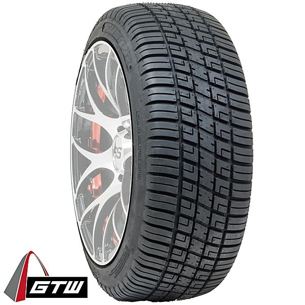 205/30-12 GTW Fusion Street Tire (No Lift Required)