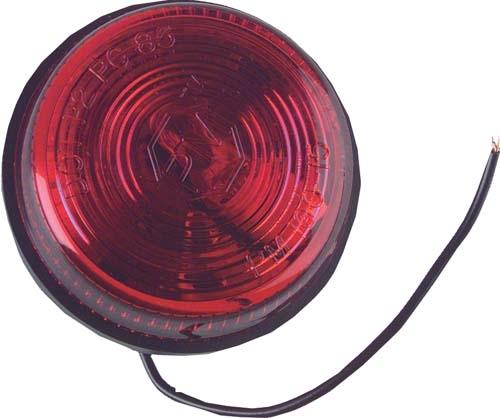 TAIL LIGHT #M104 RED R