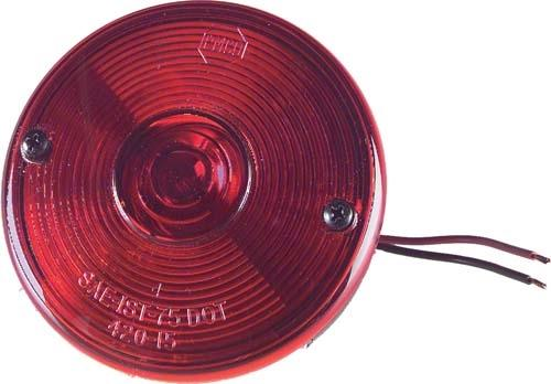 TAIL LIGHT #428W RED