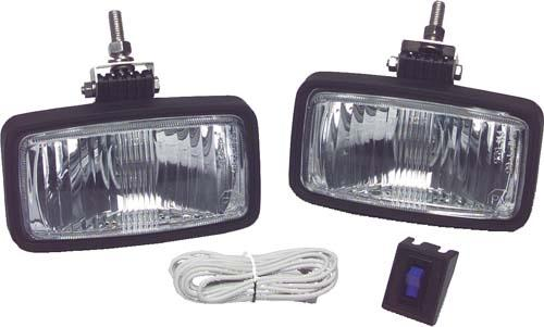 HEADLIGHT-KIT BLACK (V525S-2)Z