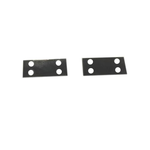 Madjax Short Extrusion Channels with Mounting Holes (Qty of 2)