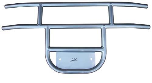 Jakes Gunmetal Brush Guard CC DS 82-Up