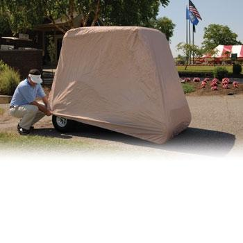 Sand Premium Standard-Size Storage Cover (Universal Fit)