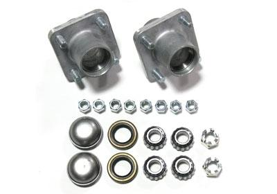 Front Hub Conversion Kit for Club Car 2003-Up