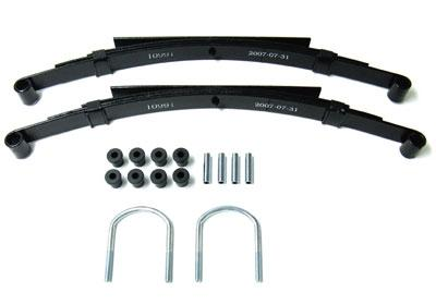 Heavy Duty Rear Leaf Spring Kit for Club Car DS