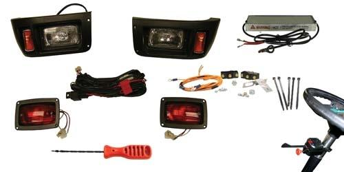 48V Light Combo Kit for Club Car DS 1993 & Up