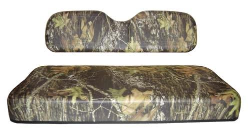 CAMO VINYL SEAT COVER SET CLUB CAR DS 1979-99