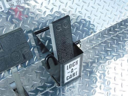 LOCK A CART PEDAL LOCK CC DS AND YAM G14/G16/G19