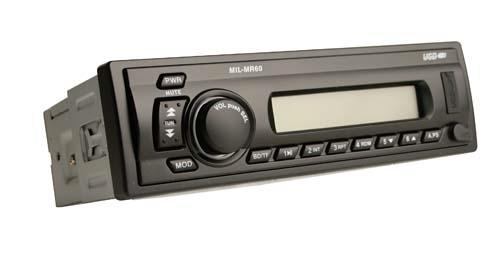 RADIO, AM/FM/MP3, PLAYER/RECEIVER