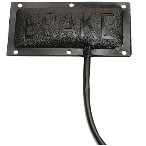 "BRAKE SWITCH PAD, 33"" W/O TERMINALS"