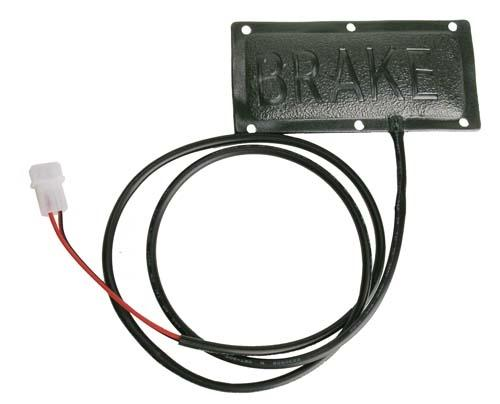 "BRAKE SWITCH PAD, 38"" W/MOLEX TERMINALS"