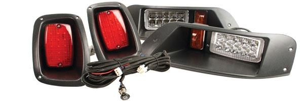 GTW Adjustable LED Light Kit - For EZGO TXT