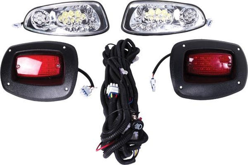 GTW LED Light Kit - For EZGO RXV