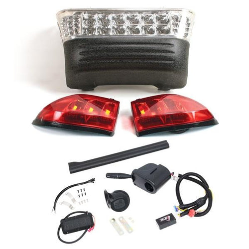 Premium Electric Club Car Precedent GTW LED Light Kit (Fits 2004-2008)