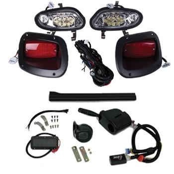 Premium GTW LED Light Kit - For EZGO T48
