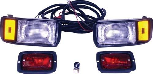 HEADLIGHT & TAILLIGHT KIT CC