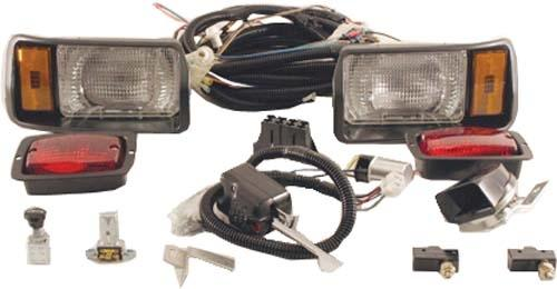 LIGHT KIT DELUXE CHROME CC 36V