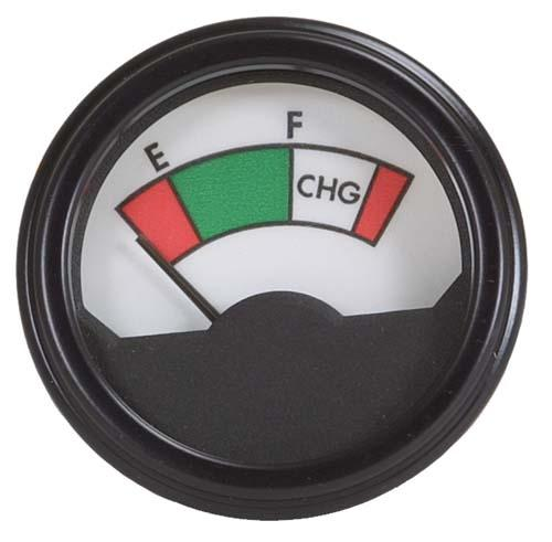 48-Volt Analog State-Of-Charge Meter (Universal Fit)