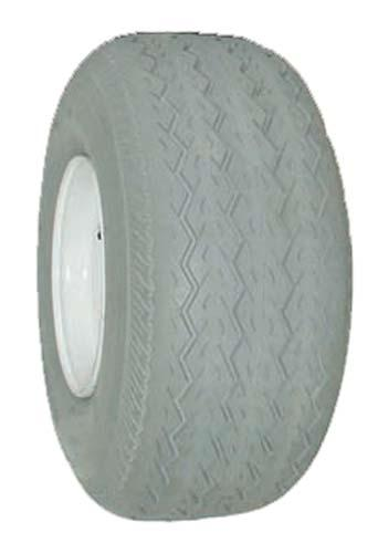 TIRE, 18.5X8.50-8 4PR SAWTOOTH GREY NM