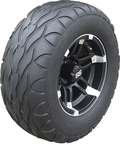 23X10.00R14 Street Fox 4PR Radial Tire