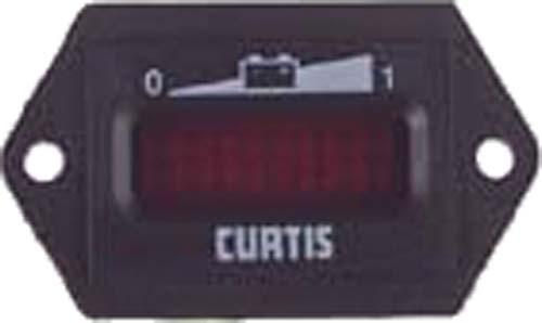 GAUGE, CURTIS, BATTERY 48 VOLT