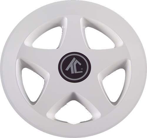"WHEEL COVER, 8"" TC MAG WHITE (EA)"