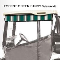 CHAM VAL CC DS 2000.5 & UP 4790 FOREST GREEN FANCY
