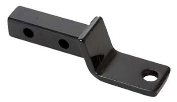 (UTD) Hitch Insert, Straight for Ball Mount, Black(3-399A)