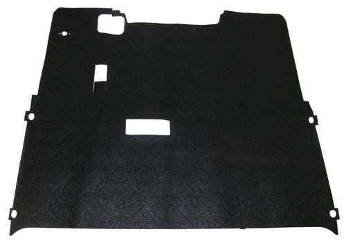 Floor mat w/Horn cutout EZ G 08-up TXT 5G