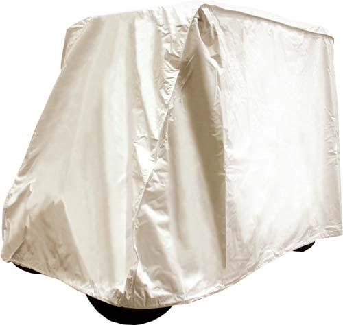STORAGE COVER 4 PASSENGER W/ TOP IVORY