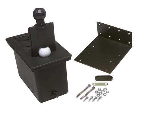 BALL + CLUB WASHER-BLACK