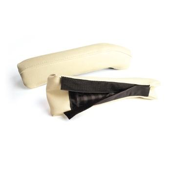 ARM REST CUSHION SET, FRONT, CC PREC BEIGE