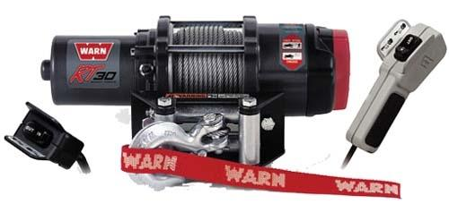 Winch (Warn/RT30) 24V