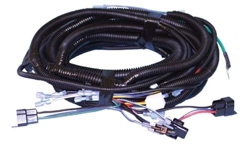 WIRE HARNESS - EZGO GAS MED/TXT