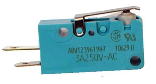 POTENTIOMETER MICROSWITCH