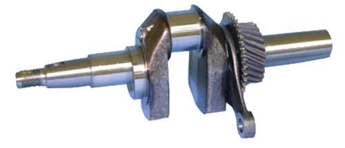 CRANKSHAFT-CLUB CAR FE290- 1997-03