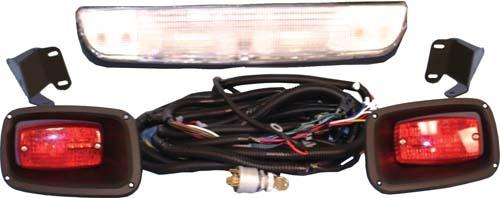 LIGHT BAR KIT EZGO GAS