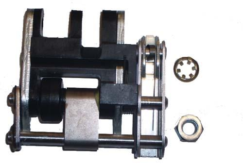 PAWL LOCK ASSY -CLUB CAR
