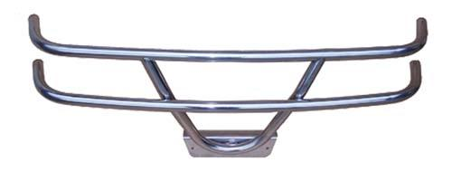 JAKES BARS BRUSH GUARD CC STAINLESS