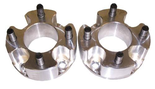 "WHEEL SPACER, 3"" ALUMINUM PAIR"