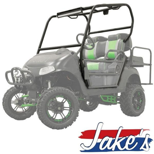 Jake's Baja Cage Kit for Club Car Precedent (Years 2004-Up)