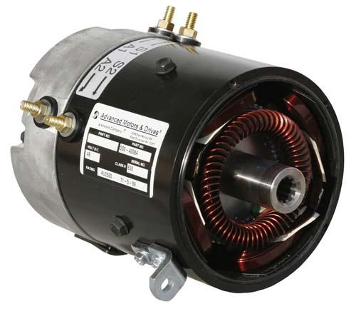 MOTOR, STOCK REPL; CC 1990-UP DS SERIES