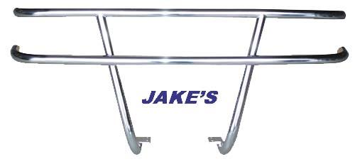 JAKES BARS BRUSH GUARD, CC PRECEDENT, SS