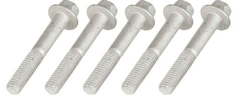 CANOPY HANDLE MOUNTING METRIC BOLT(5)