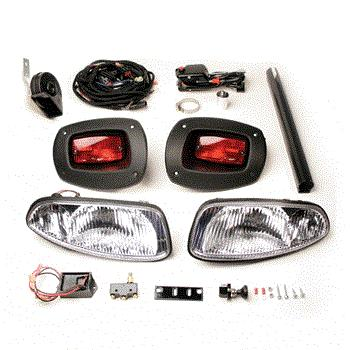 LIGHT KIT, PREMIUM; EZGO RXV ELECTRIC